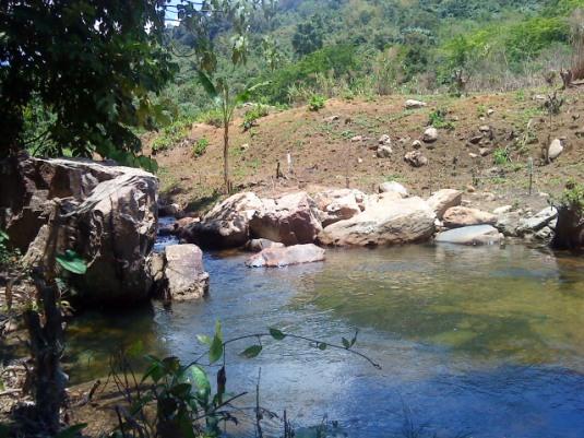 Sungai kat kampung